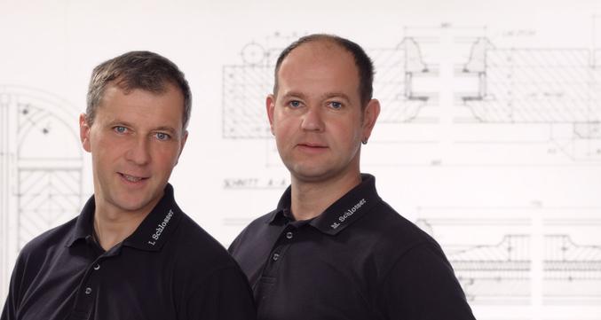 Ingo und Mirko Schlosser
